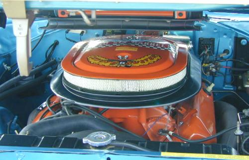 B-1970_Plymouth_GTX_Engine.jpg (33529 bytes)